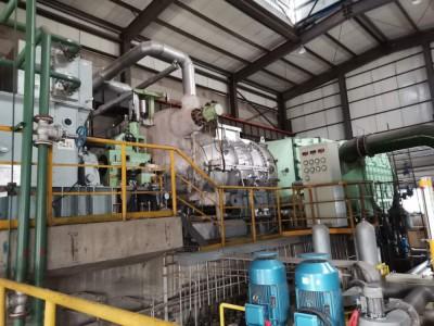 唐山港陆钢铁处置闲置2.5万发电全套设备2套