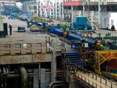 济源钢铁年产80万吨高速线材生产设备全套