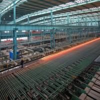 全新30万吨半连轧生产线